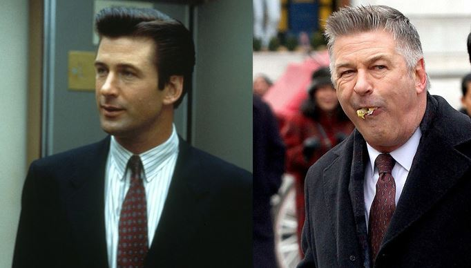 Alec Baldwin 1994 vs Alec Baldwin 2012