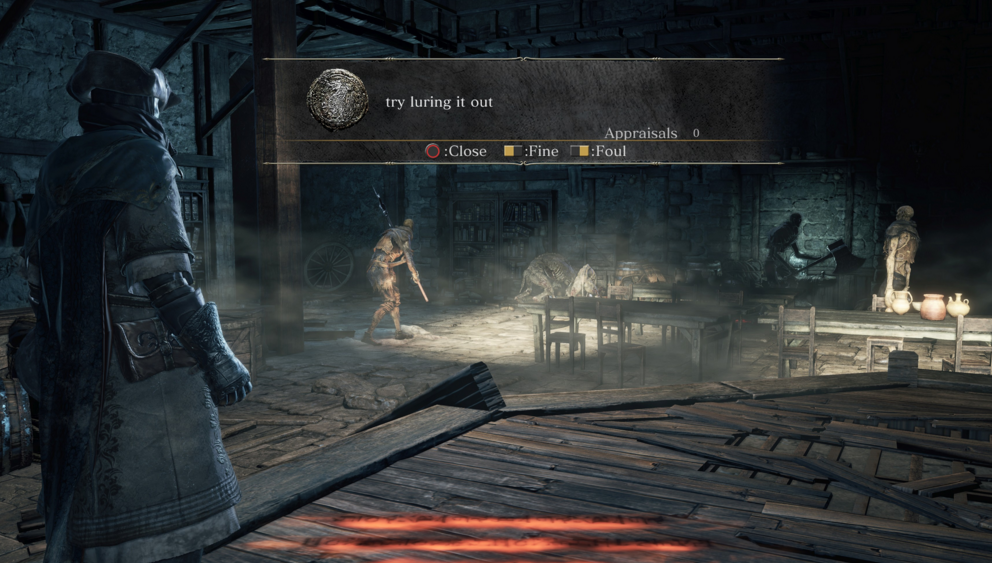 HOW YOU PROGRESS dark souls 3