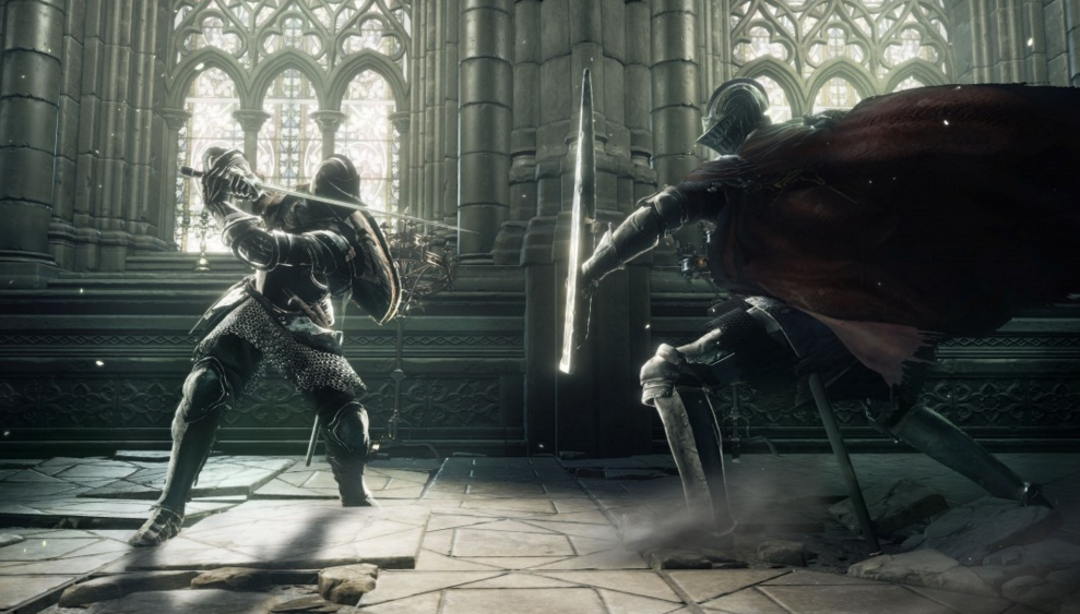 dark souls 3 screenshots knight