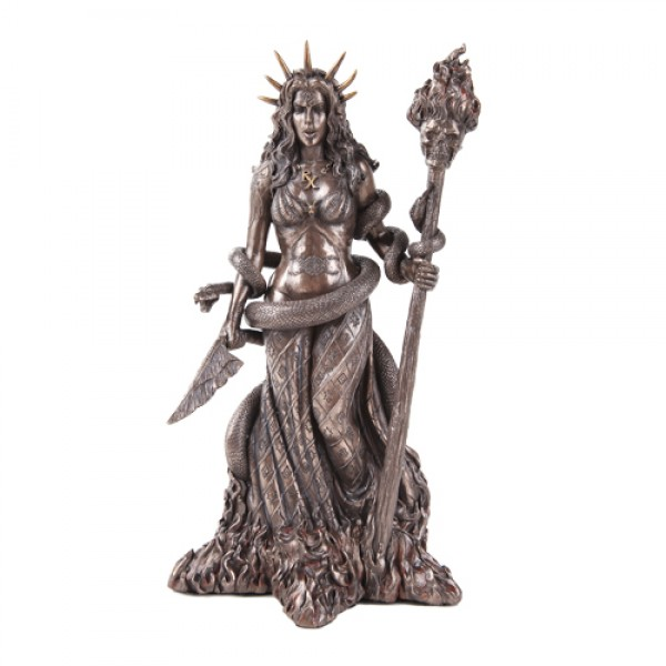 Hekate, goddess of magic