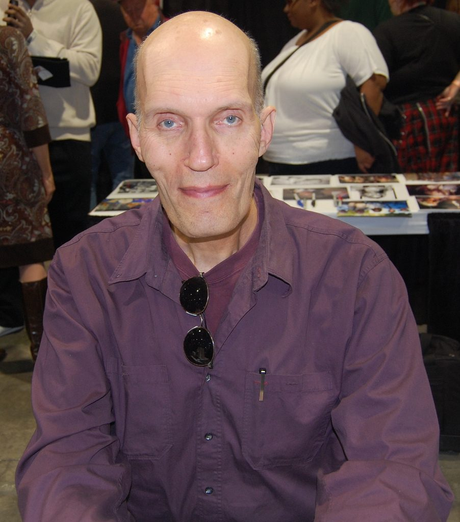 Carel Struycken tall actors