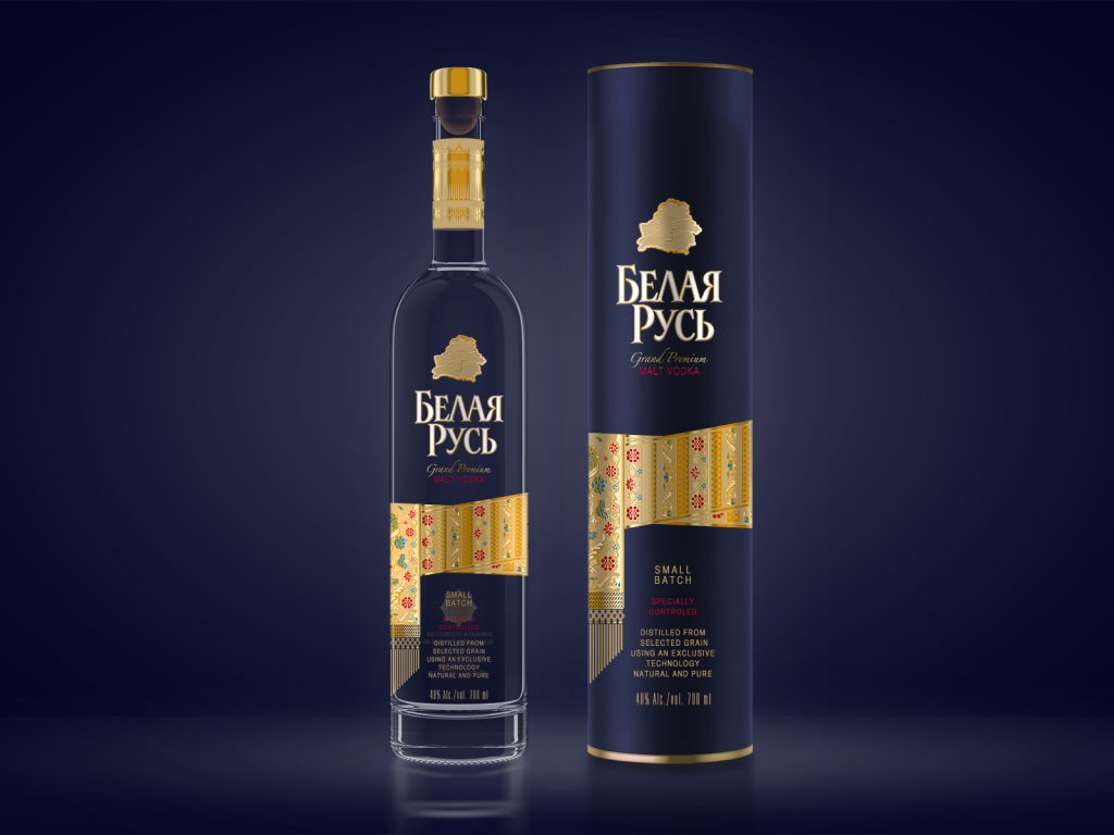 Belaya Rus Vodka brands of vodka
