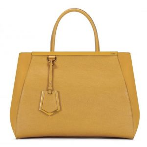 Fendi-Yellow-2Jours-Elite-Bag