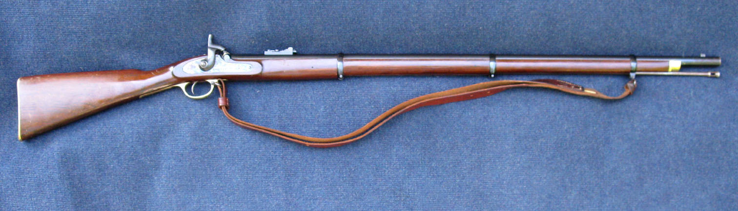 Weapons of Civil War Pattern 1853 Enfield