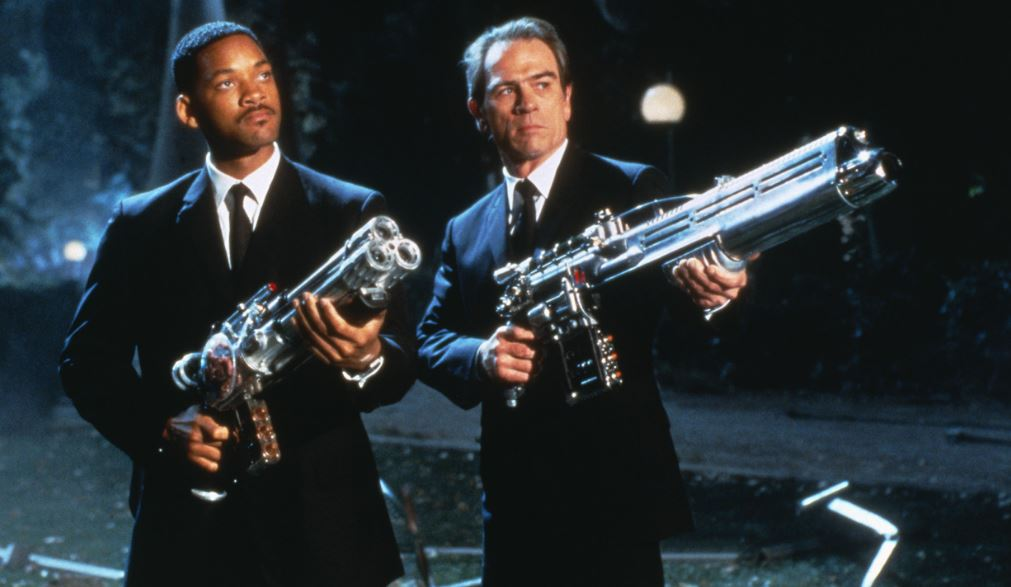 list of 1997 films Men in Black