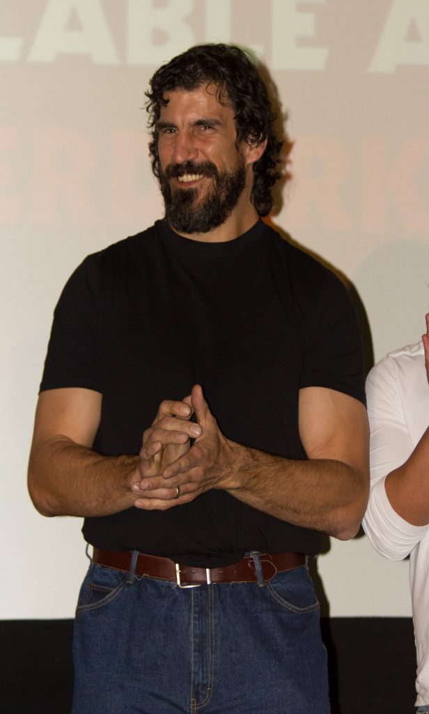 Robert Maillet tall actors