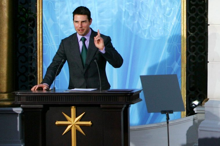 Church of scientology celebrity centre members choice