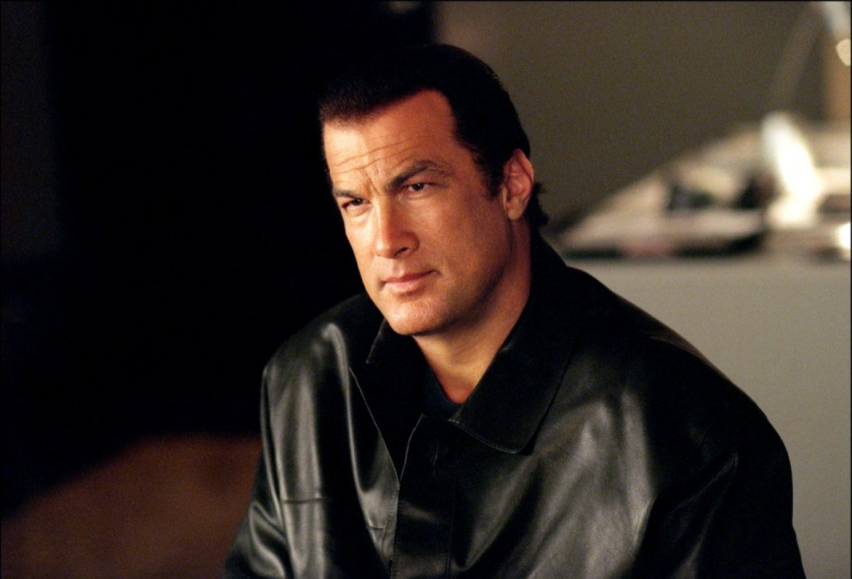 Steven Frederic Seagal Tall Actors