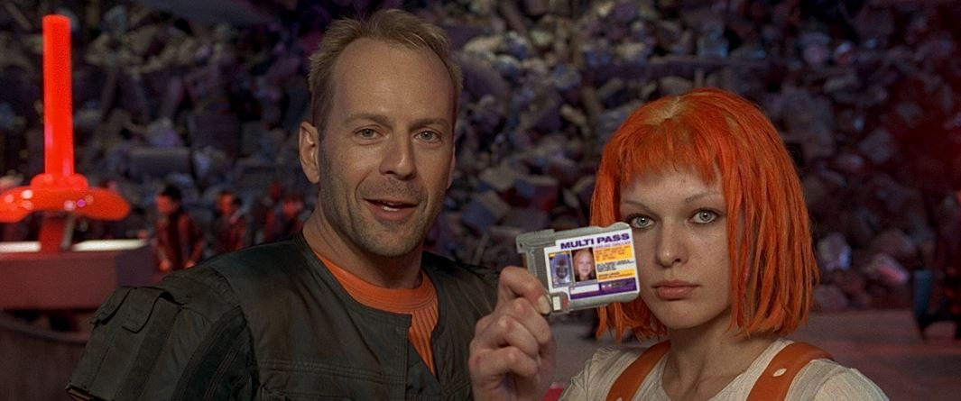 The Fifth Element List of 1997