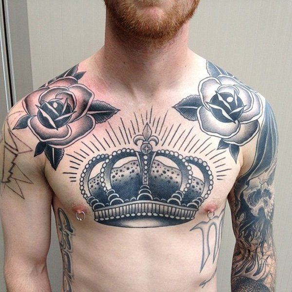 Tattoos for men with meaning worced for Ctrl tattoo meaning