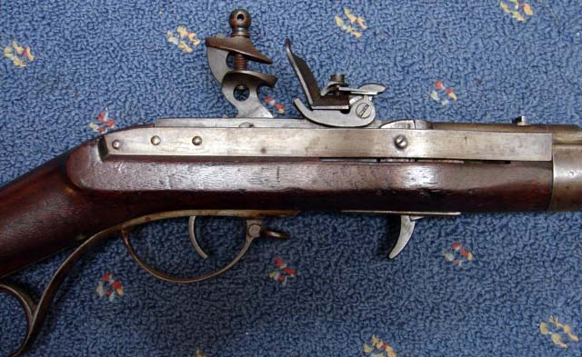Weapons of Civil War The M1819 Hall rifle