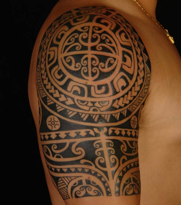Maori Warrior Tattoos: Tattoos For Men With Meaning