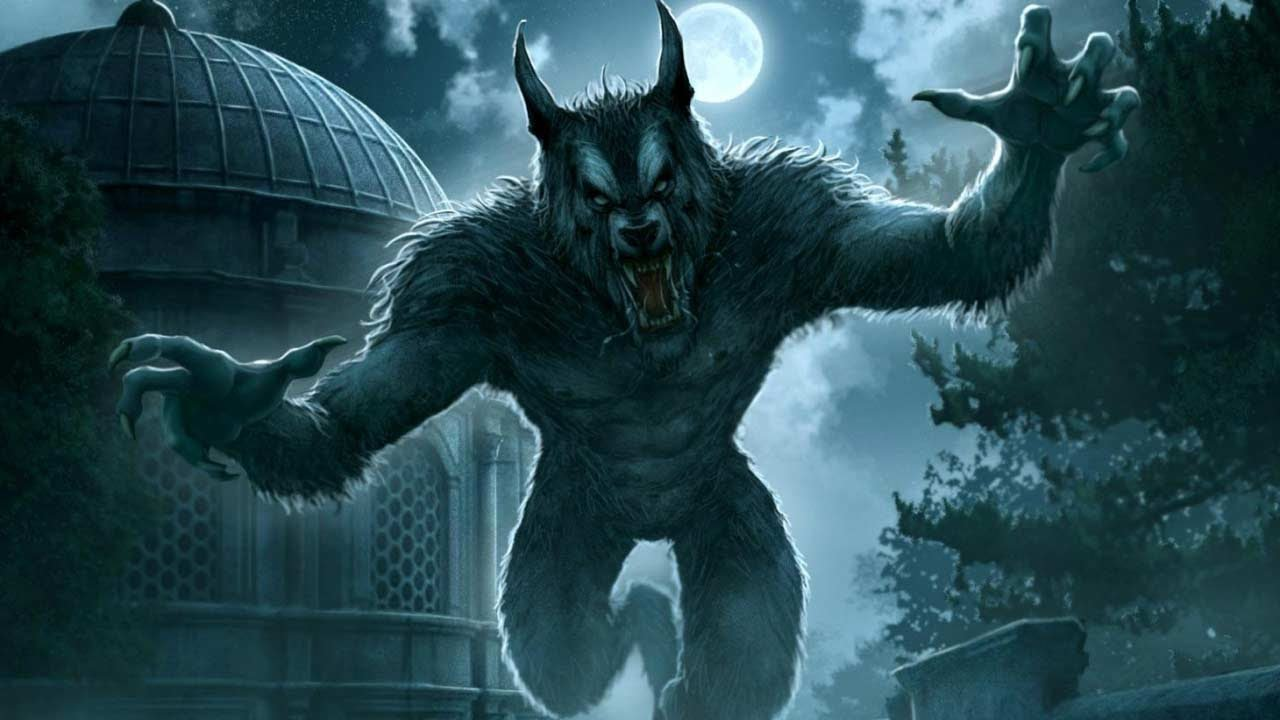 Pictures of werewolves