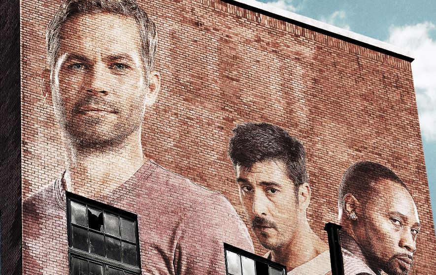 paul walker movies list Brick Mansions