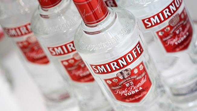 smirnoff brands of vodka