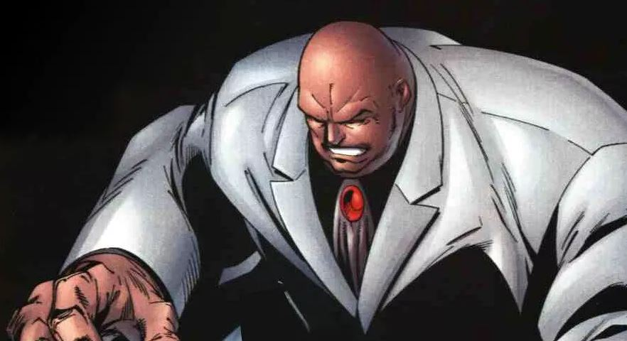 spiderman villains Kingpin